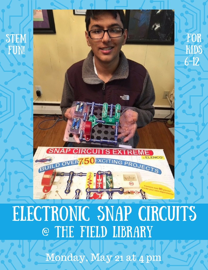 Electronic Snap Circuits The Field Library Circuit Extreme